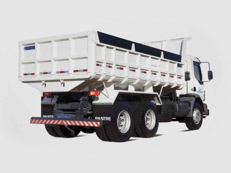 Caminhão Basculante Transporte Rodoviário